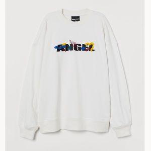 ✨SALE!! ✨ Angel Chen X H&M Collab Hoodie